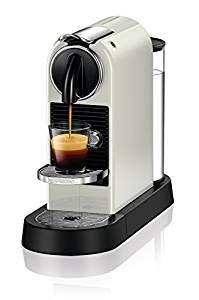 Nespresso Citiz D112 macchina per caffè, Bianco