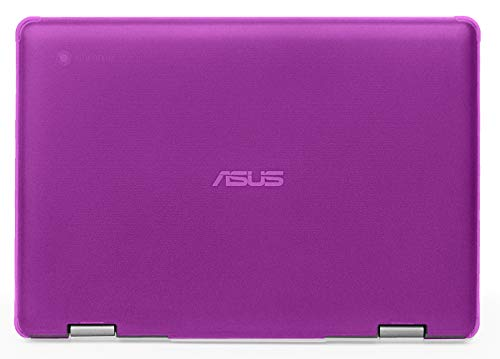best sleeves for asus chromebook flip c214 in 2021 mCover Hard Shell Case for 2019 11.6-inch ASUS Chromebook Flip C214MA Series (NOT Compatible with Other ASUS Chromebook Model) Laptop – ASUS C214 Purple