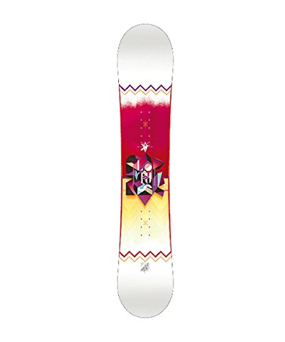 SALOMON Damen Freestyle Snowboard Lotus 151