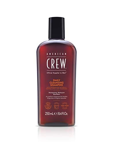 American Crew Champú limpiador diario 250ml/8.45oz