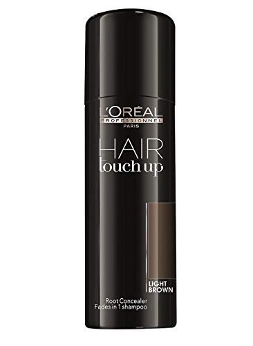 L'ORÉAL Hair Touch Up - Light Brown - für hellbraunes bis dunkelblondes Haar, 75 ml