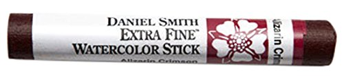 Daniel Smith 284670039 Extra Fine Watercolor Stick 12ml Paint Tube, Alizarin crimson