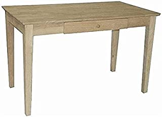 Pemberly Row Writing Desk with Drawer