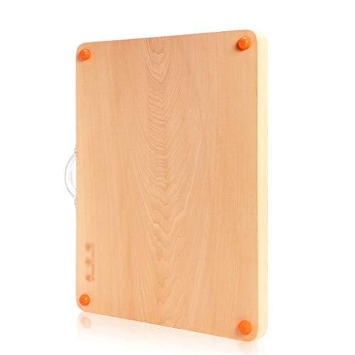 Snijplank, Planken Household Large Cut Fruit Panel for Vlees Groenten Fruit Dienblad, Butcher Block, BPA Gratis A chopping board (Size : 330mmX450mm)