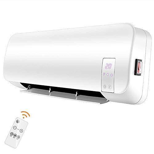 Seguridad de calefacci/ón eficiente PTC Secadora de Ropa silenciosa Secado r/ápido de Ropa de Alta Potencia de 2000 W QL Secadora de Ropa el/éctrica termost/ática Plegable para el hogar