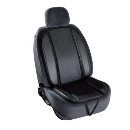 1 x Premium Vordersitzbezug für Wohnmobil, für Advantage A 6671 Fia. Ducato 2.3 130 Multijet (2010) (), 1 Stück, schwarz