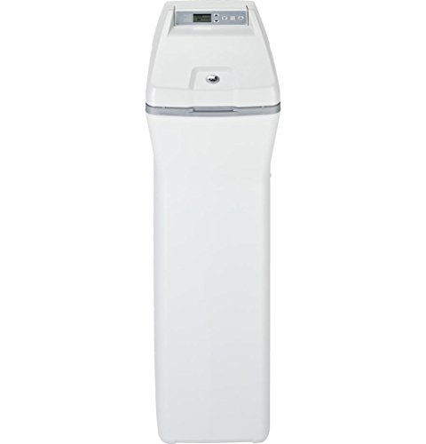 GE Appliances GXSH45V 45,100 Grain, GXS45V Water Softener, Gray