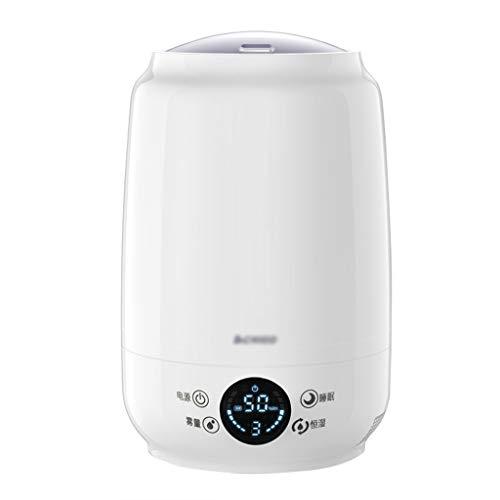 Ocye ultrasone luchtbevochtiger - luchtreiniger voor slaapkamer, woonkamer, kantoor en kinderkamer tot 60 m2 - luchtbevochtiger voor een beter binnenklimaat
