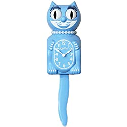 Kit Cat Klock Limited Edition Lady (Serenity Blue)