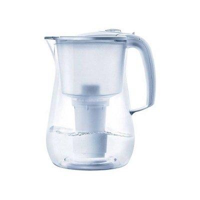 Aquaphor Waterfilter Kannenfilter Type Premium Ink. Filterpatroon B100 8 en waterverbruikmeter. Nieuwe generatie filterpatronen - Kannenfilter Aquale® filtertechnologie