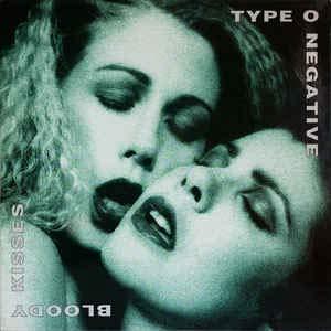 LP Bloody Kisses VINYL
