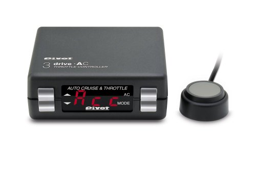 PIVOT ( ピボット ) スロコン 3-drive・AC THA【オートクルーズ機能付】本体 THA