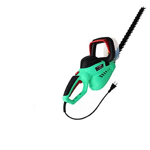 220V Cobertura eléctrica Trimmer Máquina de poda de la casa Rama Cerca de árbol de árbol de hoja Máquina de recorte 3-Potencia opcional 45 0W / 600W / 650W (Color : MDHD-600 669)