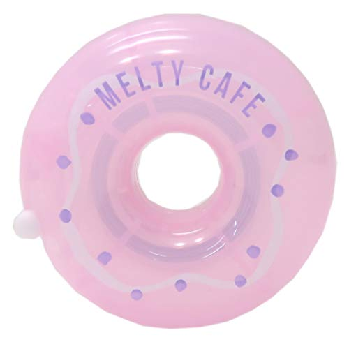 MELTY CAFE[修正テープ]ドーナツ型CORRECTION TAPE/ピンク