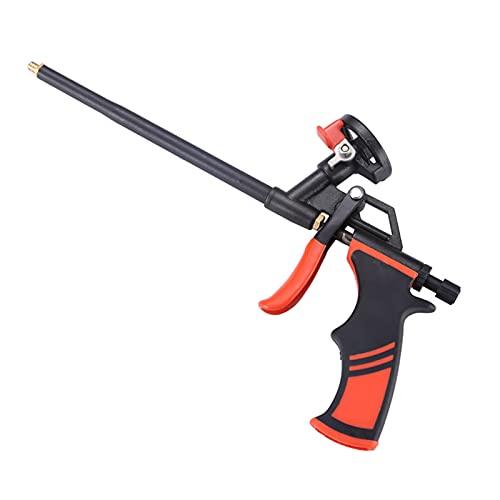 Wacent Pistolas de calafateo, Pistola de calafateo de Espuma Manual, Pistola de pulverización de Espuma dispensadora de expansión de PU, aplicador para Sellado de calafateo