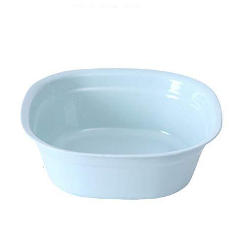 Lavabo para el hogar con pies gruesos para lavar la ropa, lavabo pequeño para bebé (2 unidades)
