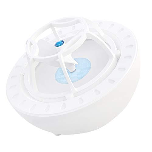 Fenteer Lave-Vaisselle Portatif de Lave-Vaisselle de Vague Automatique pour Le Nettoyage de Cuvettes - Bleu