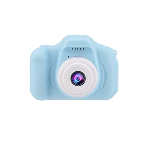 Children's Digital Camera 2.0 LCD Mini Multiple Function Camera HD 1080P Children's Sports Camera Children's Gift Or Toys (Blue, 2.0 inch)