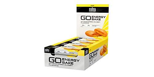 Science in Sport Go Energy Bakes-Lemon 12 Pack