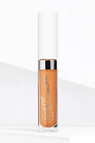 ColourPop - No Filter Matte Concealer 0.14 oz Dark 40 (golden warm concealer for dark skin tones)