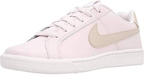 Nike Court Royale, Zapatillas de Gimnasia Mujer, Multicolor (White/White/Rose Gold 116), 42 EU