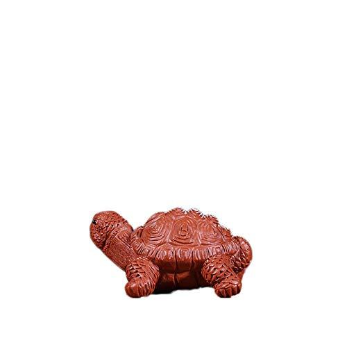 JIANGJINLAN thee huisdier boutique high-end ornament Feng-Shui-ornamenten hand-hagedis schildpad draak sculptuur