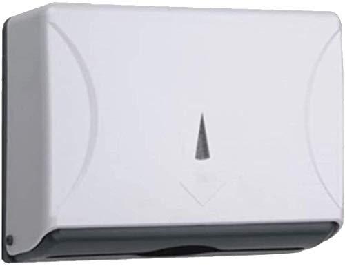 Soporte de toalla de baño Baño Mano Dispensador Dispensador Oficina de almacenamiento Montado Montado Montado Moderno Moderno Soporte de tejido ABS 0120