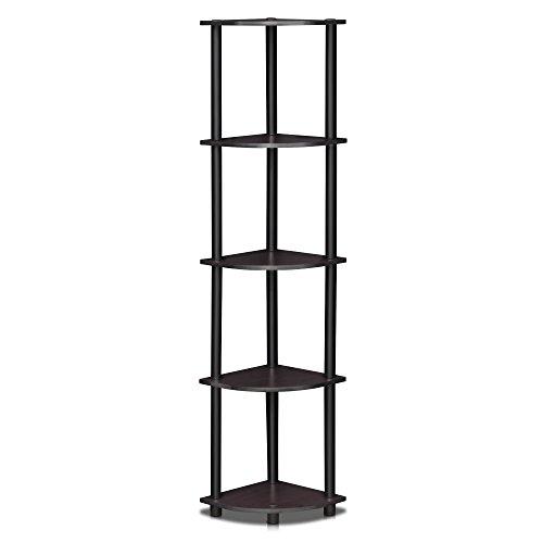 5 Shelf Corner Shelving Unit ONLY $25!