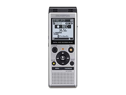 Olympus Dictafone Digital WS-852 4Gb Silver