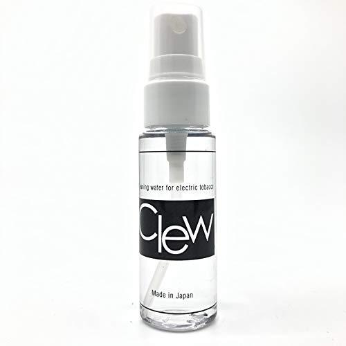 加熱式タバコ専用クリーナー Clew (クリュー) ® 28ml for アイコス iQOS グロー glo PloomS クリーナー