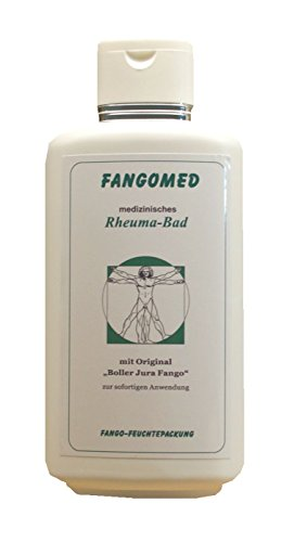 fango Rheuma-Bad - 500 ml, helende modder bad