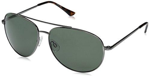 Columbia Unisex Canyons Bend Polarized Aviator Sunglasses