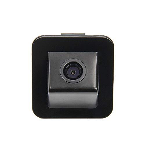 HD 720p Rückfahrkamera für universelle Monitore (RCA) (Farbe: schwarz) für Hyundai Elantra Avante Hyundai I30 Kombi 2012–2016