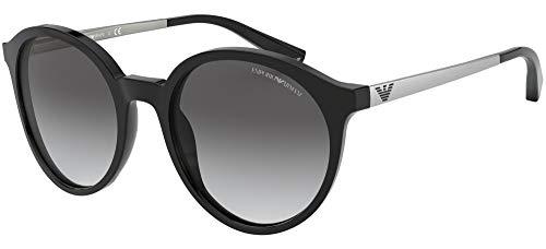 Emporio Armani 0EA4134 Gafas de sol, Black, 53 para Mujer
