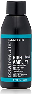MATRIX Total Results High Amplify Volumizing Conditioner | Instant Lift & Lasting Volume | Silicone-Free | For Fine Hair |