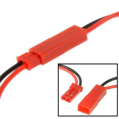 Lamp Accessoires LED lamp 2 pin JST Connector Kabel, Lengte 30 cm Accessoires