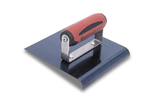 Concrete Edger 6 X 6 Blue Steel 1/2R 5/8L Handle