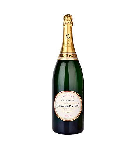 Laurent Perrier Champagner Brut Jeroboam 3.0 l Doppelmagnum, 1er Pack (1 x 3 l)