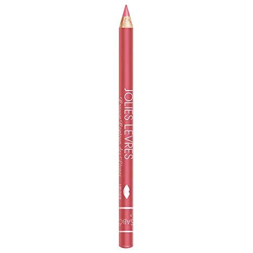 Vivienne Sabo–Lip Pencil/Crayon Contour del Levres/Jolies Levres 106–Cool Rose