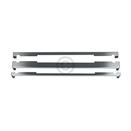 Siemens 00749705 Ausgleichsleiste 3Set Blende Bedienblende für Geschirrspüler