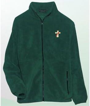 Religious Supply Fleece Full-Zip Deacon Jacket