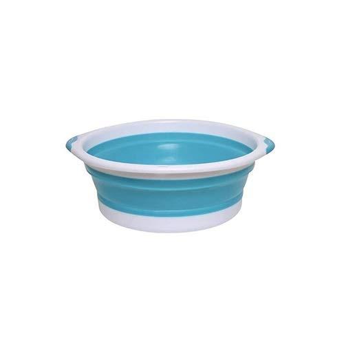 Bassin de pied portable, robuste en plastique bain de pieds, peut tremper les pieds, Toe Nails et Chevilles, pédicure, bassin pieds en plastique des ménages Lavabo épaissie Lavabo.