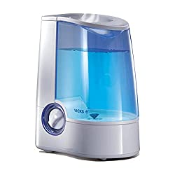 Vicks Warm Mist V745A- best humidifier for baby