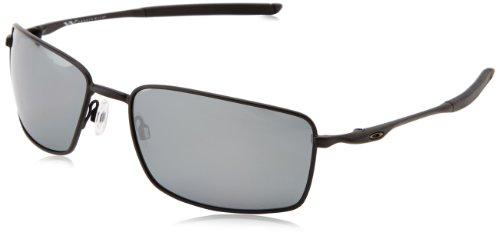 Oakley Square Wire Polarized Rectangular Sunglasses