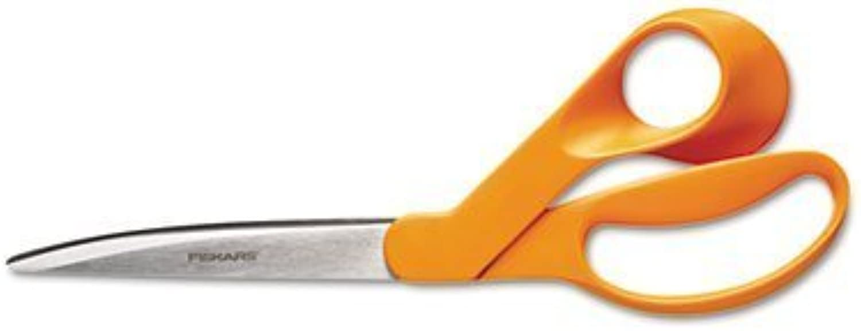 Home And Office Scissors, 9'' Length, 4.5 in. Cut, Cut, Cut, Sold as 1 Each by FISKARS MANUFACTURING CORP B018ORGBVW | Günstigen Preis  883a5c