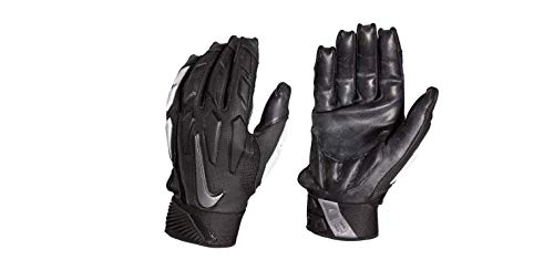 Nike Men's D-Tack 6 Lineman Gloves (Large,...