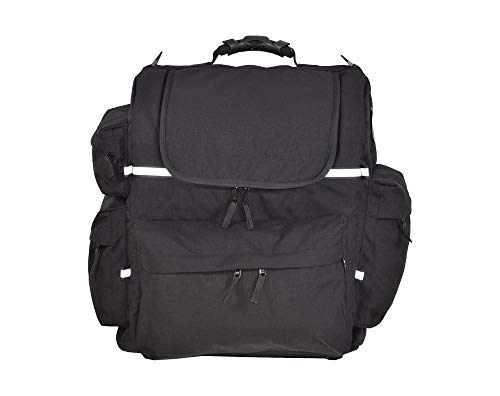 DEEMEED DISCOVERY motorcycle bag, made of cordura, 55 liters + rain cover included