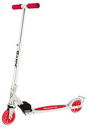 Razor A3 Kick Scooter - Red - FFP, One Size
