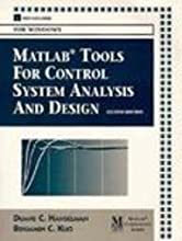 MATLAB Tools for Control Systems Analysis and Design