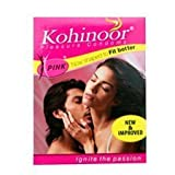 Kh Pink Anatomic Indian Size 3S Condom Multiple Pack (3S X 20 Pack) by Kohinoor